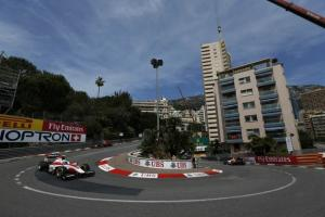 Monaco - Qualifying results