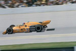 Johnny Rutherford, McLaren-Honda-Andretti [Credit: McLaren Racing]