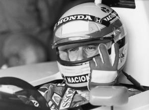 Remembering Senna: Ron Dennis