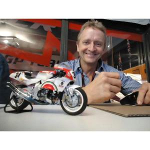 Own a signed Schwantz replica!