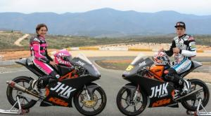 Moto3: Ana Carrasco is first female Moto3 rider