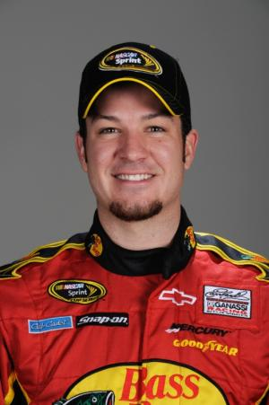 #1 Bass Pro Shops Chevrolet - Martin Truex Jr