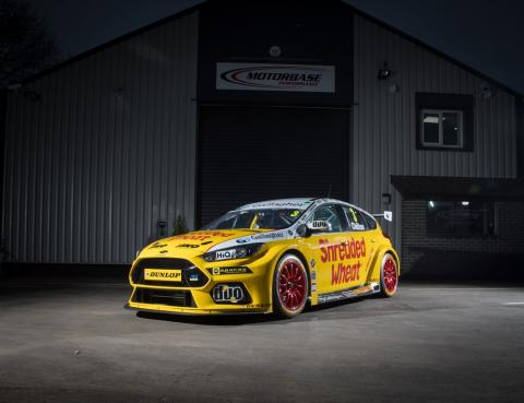 Motorbase Performance unveils brand new Focus RS challenger