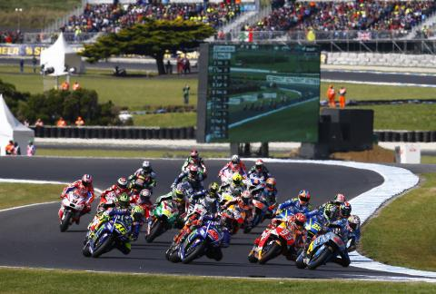 Dorna pondering future 'city race'