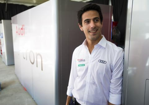 Di Grassi sets sights on official role to help motorsport's future