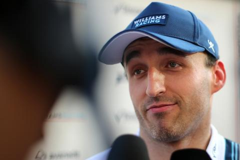 Robert Kubica, Williams,