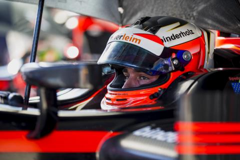 Rene Binder joins Juncos on four-race IndyCar deal