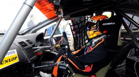 Team Hard completes BTCC line-up with Michael Caine