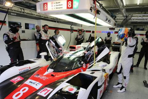 Toyota impressed by 'disciplined', 'keen' Alonso in WEC test