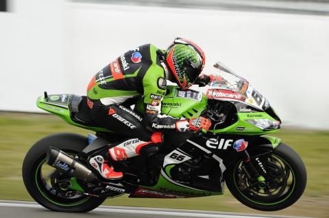 Sykes, German WSBK 2013