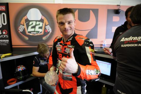 Sam Lowes - Q&A