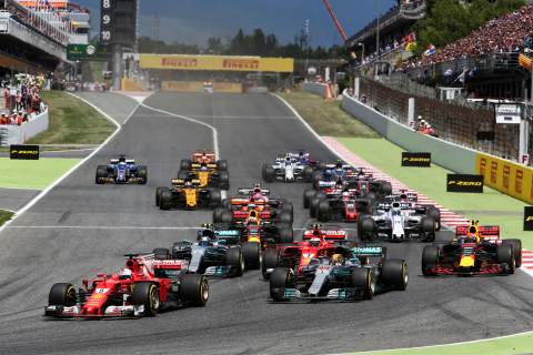 F1 reveals tweaks to race start times and schedules
