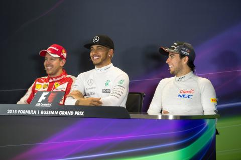 Russian Grand Prix - Post-race press conference