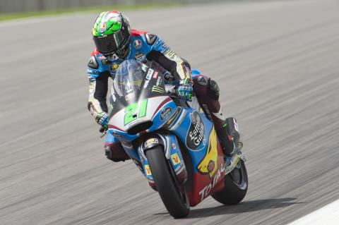Morbidelli, German Moto2 2017