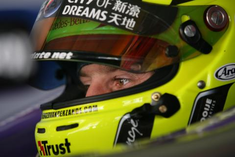 Renger van der Zande (NED) City of Dreams/Raikkonen Robertson Racing Dallara Mercedes