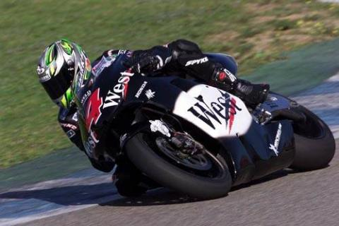 Barros: The front tyre was defective.
