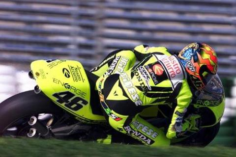 Rossi: We're in nice shape for the race.