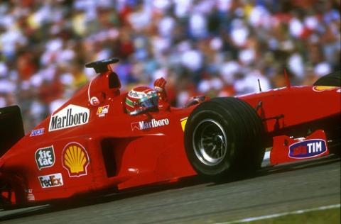 Q&A: Eddie Irvine - EXCLUSIVE.