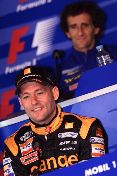 Friday Press Conference - Magny-Cours.