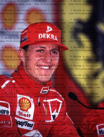 Schumacher Free!