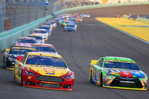 NASCAR Sprint Cup introduces new 36 charter system
