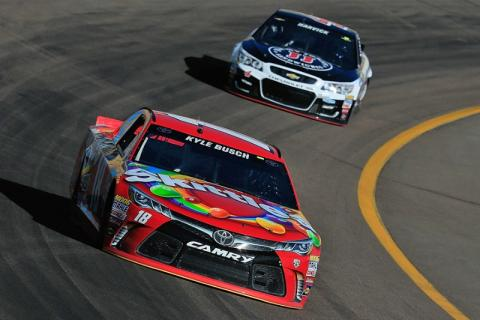 Phoenix: Sprint Cup Saturday practice results