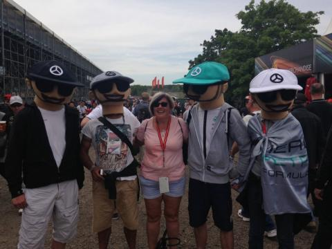 A Hackers guide to attending the British Grand Prix