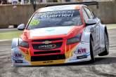 WTCC, Esteban Guerrieri - Campos Chevrolet WTCC touring cars Morocco