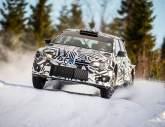 World Rally: Petter Solberg, Volkswagen Motorsport
