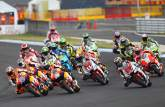 Stoner leads,  Japan MotoGP 2011