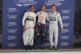 ,  - 26.10.2013- Qualifying: Sebastian Vettel (GER) Red Bull Racing RB9 (pole position), Nico Rosberg (GE