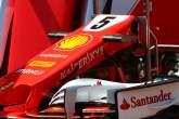 F1: 24.05.2017 - Scuderia Ferrari SF70H, detail