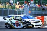 : James Courtney (Aust) Jim Beam DJR Ford  Races 25 and 26 Sydney Telstra 500 V8 Supercars Homebu