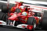 , , Race, Felipe Massa (BRA), Scuderia Ferrari, F10 leads Fernando Alonso (ESP), Scuderia Ferrari, F10