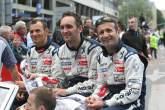 ,  - Stepane Sarrazin/Franck Montagny/Nicolas Minassian - Peugeot Sport Total Peugeot 908