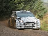 Wilson Jr completes first test with new Fiesta R5