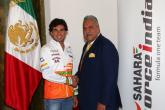 Force India 'always my first option', says Perez