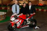 Andrews back to BSB with RAF Reserves Honda