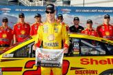 Penske tops Cup qualifying for second week