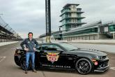 Dario Franchitti to drive Indy 500 pace car
