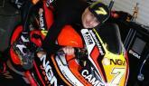 Moto2: Baldassarri makes Forward test debut