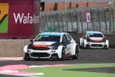 Citroen romps to WTCC manufacturer title