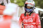 Dixon sets the pace in damp start to the weekend