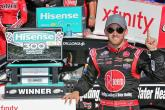 Dillon dominates at Charlotte for Xfinity win