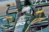 Filippi on top in final Detroit practice