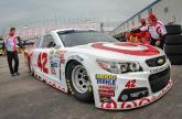 Kentucky: Sprint Cup starting grid