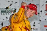 Andretti's Ryan Hunter-Reay hits Iowa for six