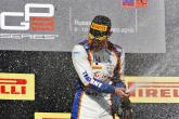 Ghiotto leaps to victory in Sochi GP3 race 1