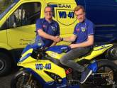 Team WD-40 boss thankful for support after thefts