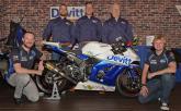 RC Express Racing sign Irishman Bonner
